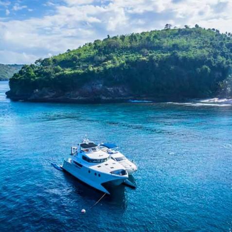 Haruku - Luxury Yacht Charter, Bali, Indonesia