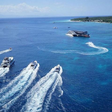 Fleet - Haruku - Luxury Yacht Charter, Bali, Indonesia