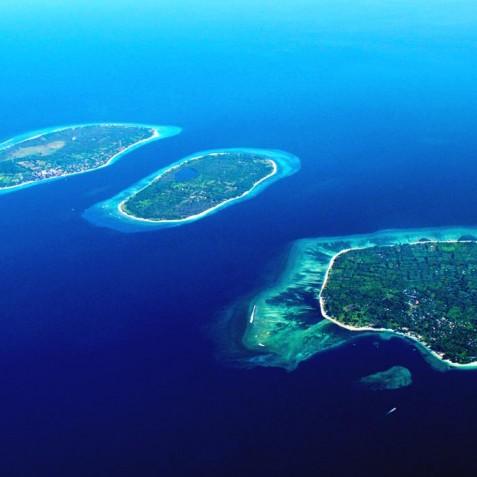 Gili Islands - Luxury Yacht Charter, Bali, Indonesia