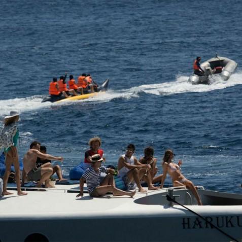 Day Cruises - Haruku - Luxury Yacht Charter, Bali, Indonesia