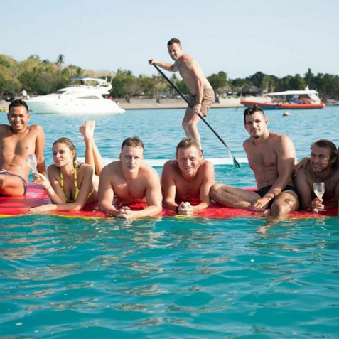 Day Cruise - Haruku - Luxury Yacht Charter, Bali, Indonesia