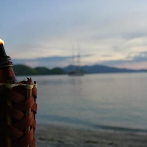 Mutiara Laut - Luxury Yacht Charter Indonesia
