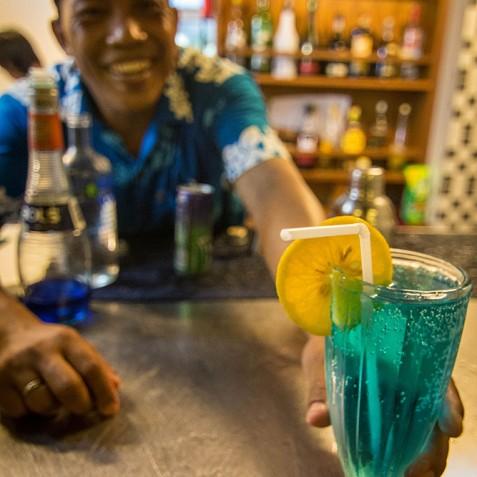 Cocktails - Ombak Putih Cruises - Sailing Adventures - Indonesia