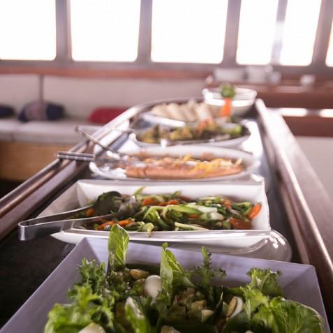 Cuisine - Ombak Putih Cruises - Sailing Adventures - Indonesia