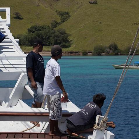 Islands - Ombak Putih Cruises - Sailing Adventures - Indonesia