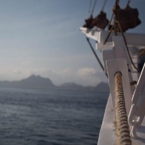 Cruising - The Katharina - Sailing Adventure Cruises Indonesia