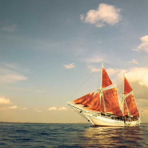 The Katharina - Sailing Adventure Cruises Indonesia