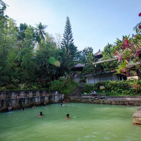 Recreational & Cultural Excursions - Hot Springs - Zen Resort Bali