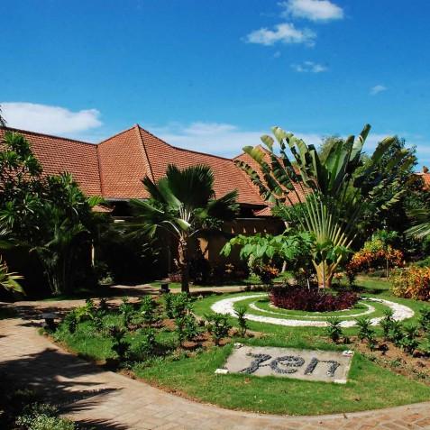 Entrance - Zen Resort Bali - Indonesia