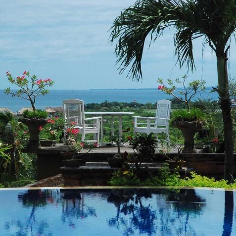 Pool View - Zen Resort Bali