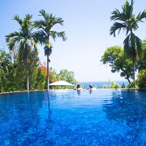 Swimming Pool - Zen Resort Bali - Indonesia