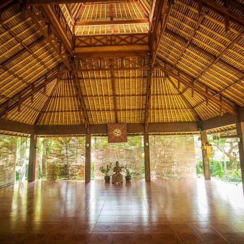 Yoga Pavilion- Zen Resort Bali - Indonesia