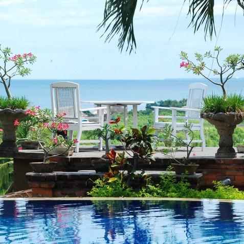 Poolside- Zen Resort Bali - Indonesia