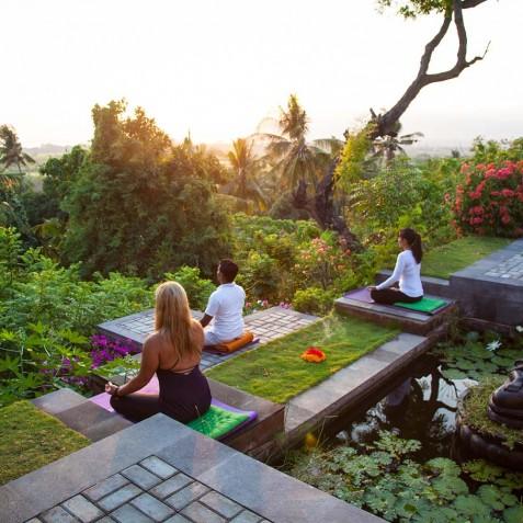 Meditation - Zen Resort Bali - Indonesia
