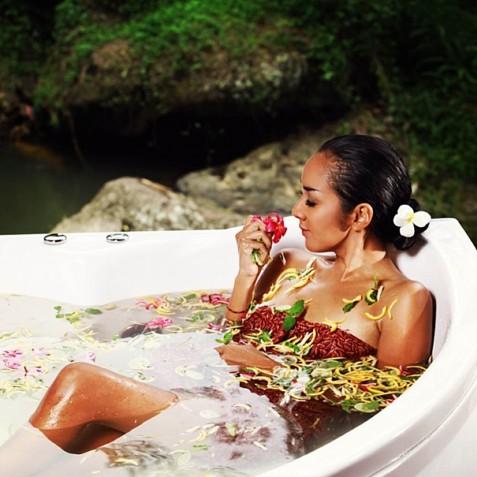Ayusha Spa - Svarga Loka Resort - Ubud, Bali, Indonesia