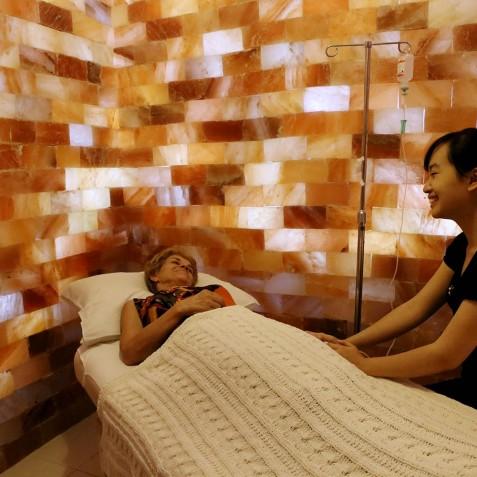 Treatment Room - Cocoon Medical Spa Bali