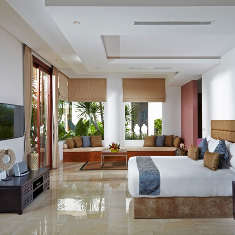 Bedroom Four - Cocoon Villa - Cocoon Medical Spa Retreat, Seminyak, Bali