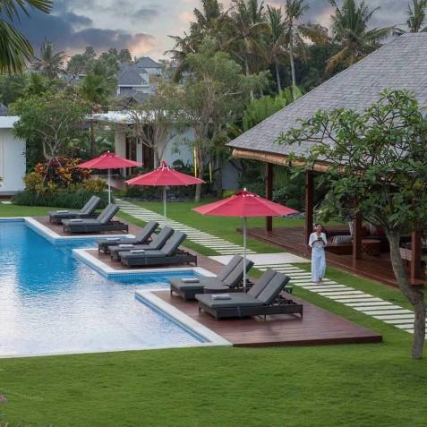 Early Morning - Cocoon Villa - Cocoon Medical Spa Retreat, Seminyak, Bali