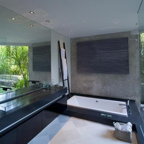 The Layar - 3 Bedroom Villa - Bathroom - Seminyak, Bali