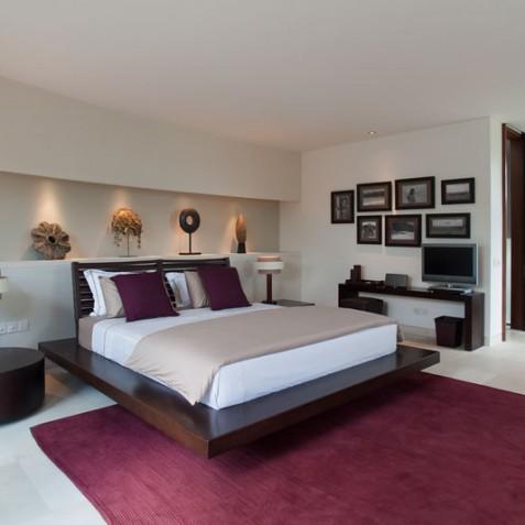 The Layar - 3 Bedroom Villa - Bedroom Suite - Seminyak, Bali