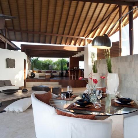 The Layar - 3 Bedroom Villa - Living Areas - Seminyak, Bali