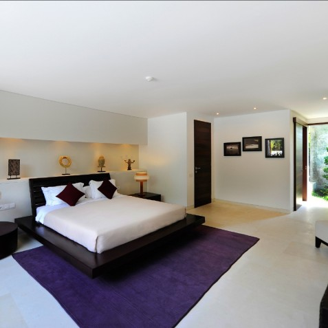 The Layar - 4 Bedroom Villa - Bedroom Two - Seminyak, Bali
