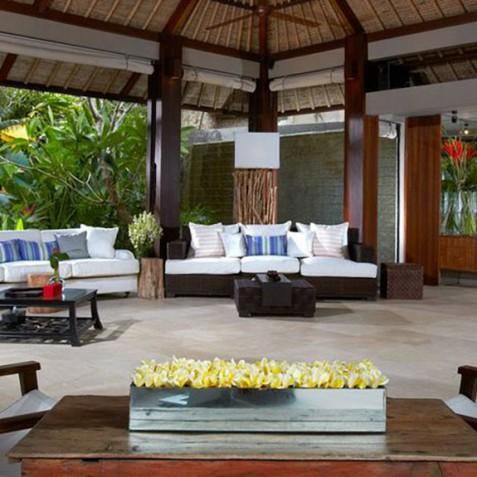 Villa Ambra Bali - Living Area - Pantai Lima Estate, Canggu, Bali, Indonesia