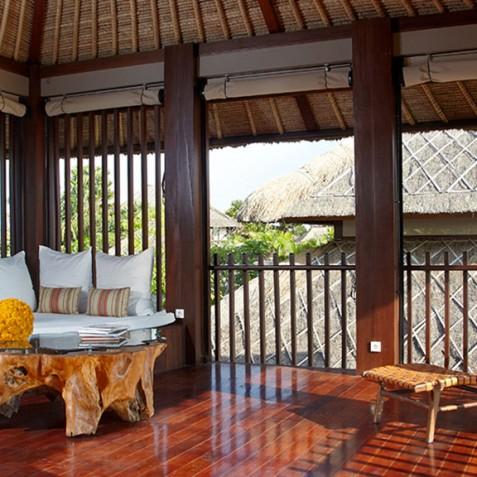 Villa Ambra Bali - Relaxation Area - Pantai Lima Estate, Canggu, Bali, Indonesia