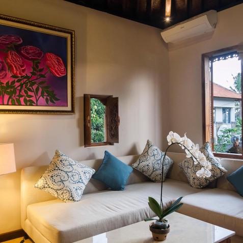 Honeymoon Suite - Svarga Loka Resort, Ubud, Bali, Indonesia