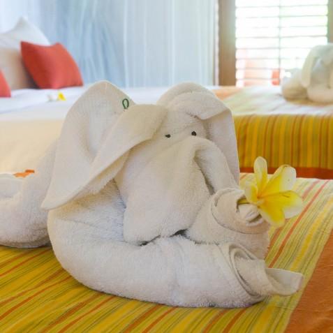 Junior Suite Detail - Svarga Loka Resort, Ubud, Bali, Indonesia
