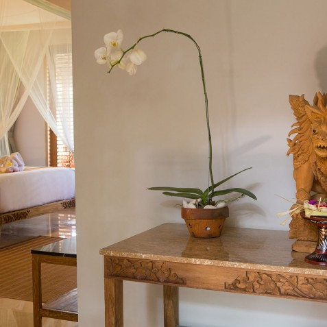 Junior Suite Interior - Svarga Loka Resort, Ubud, Bali, Indonesia