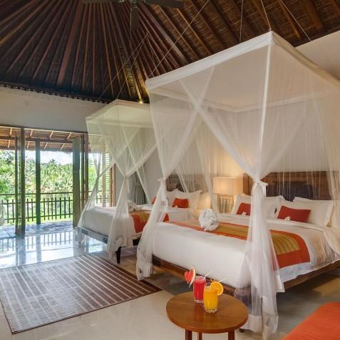 Junior Suite - Svarga Loka Resort, Ubud, Bali, Indonesia