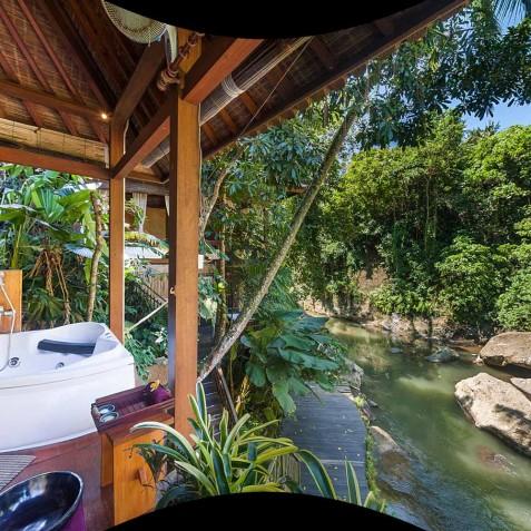Spa - Svarga Loka Resort - Ubud, Bali, Indonesia