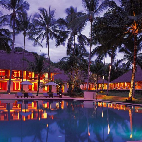 Sunset - Alila Manggis, Bali, Indonesia