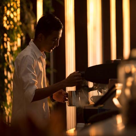 Coffee Bar - Alila Seminyak, Bali, Indonesia