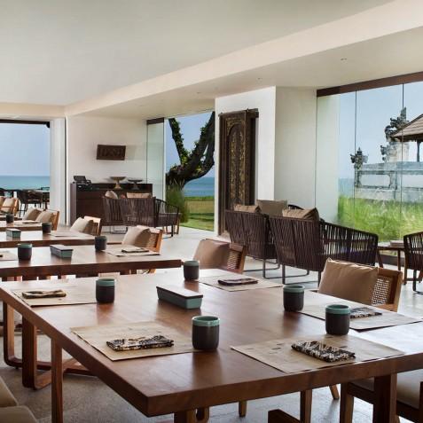 Restaurant - Alila Seminyak, Bali, Indonesia