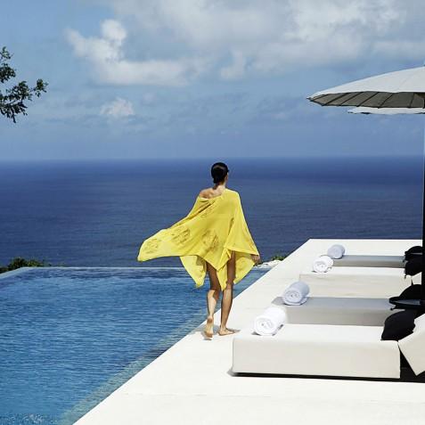 Ocean View - Alila Villas Uluwatu, Bali, Indonesia