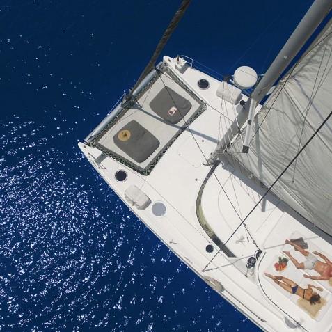 Jemme Catamaran - Luxury Bali Day Charter