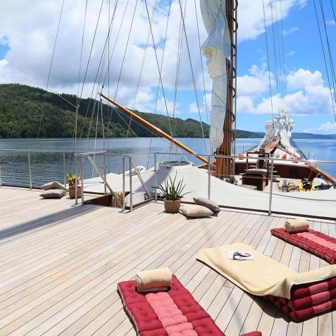 Lamima - Luxury Indonesian Yacht Charter