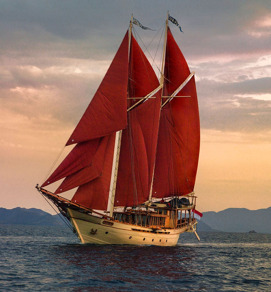 Si Datu Bua - Yacht Charter Indonesia - Luxury Indonesian Yachts