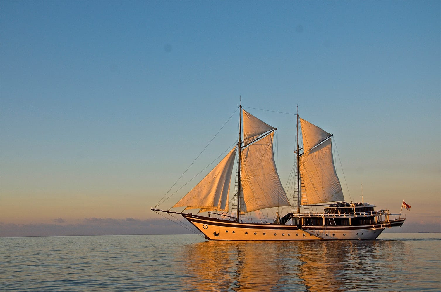 Zen - Luxury Indonesian Phinisi Yacht Charter