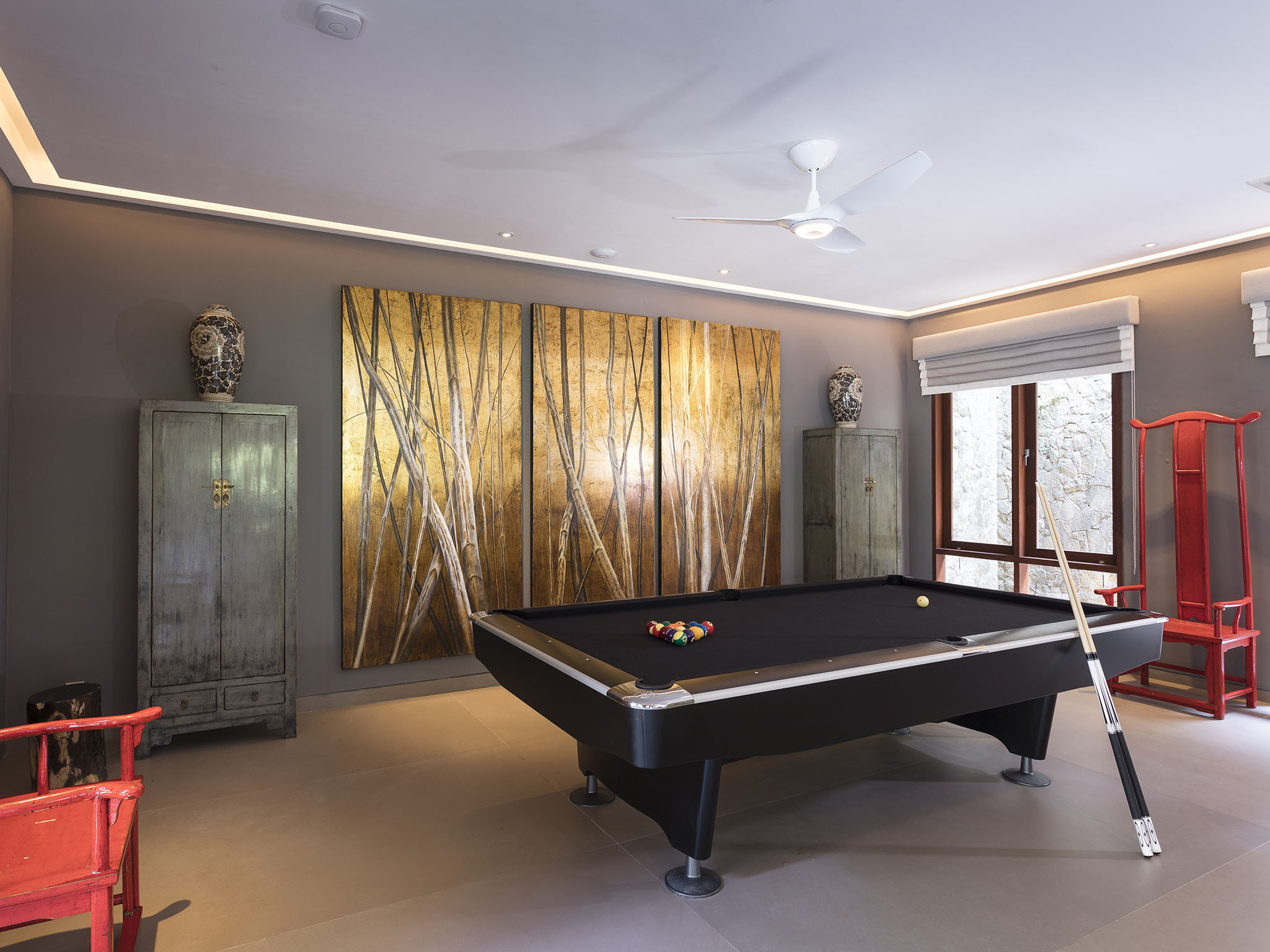 Bali Villas with Pool Tables