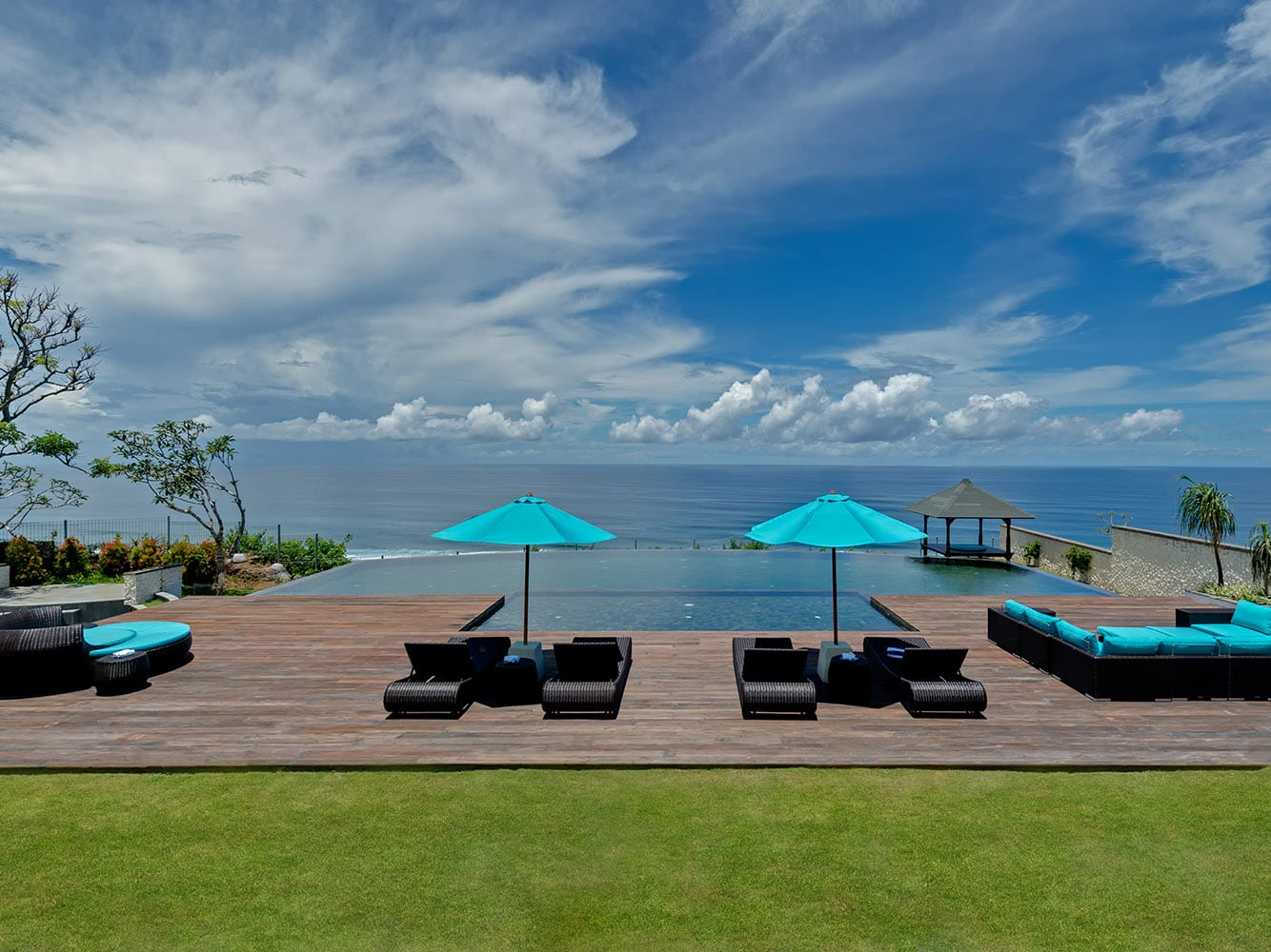 The Pala, Pandawa Cliff Estate, Bali, Indonesia