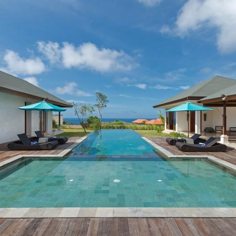 Villa Marie, Pandawa Cliff Estate, Bali, Indonesia