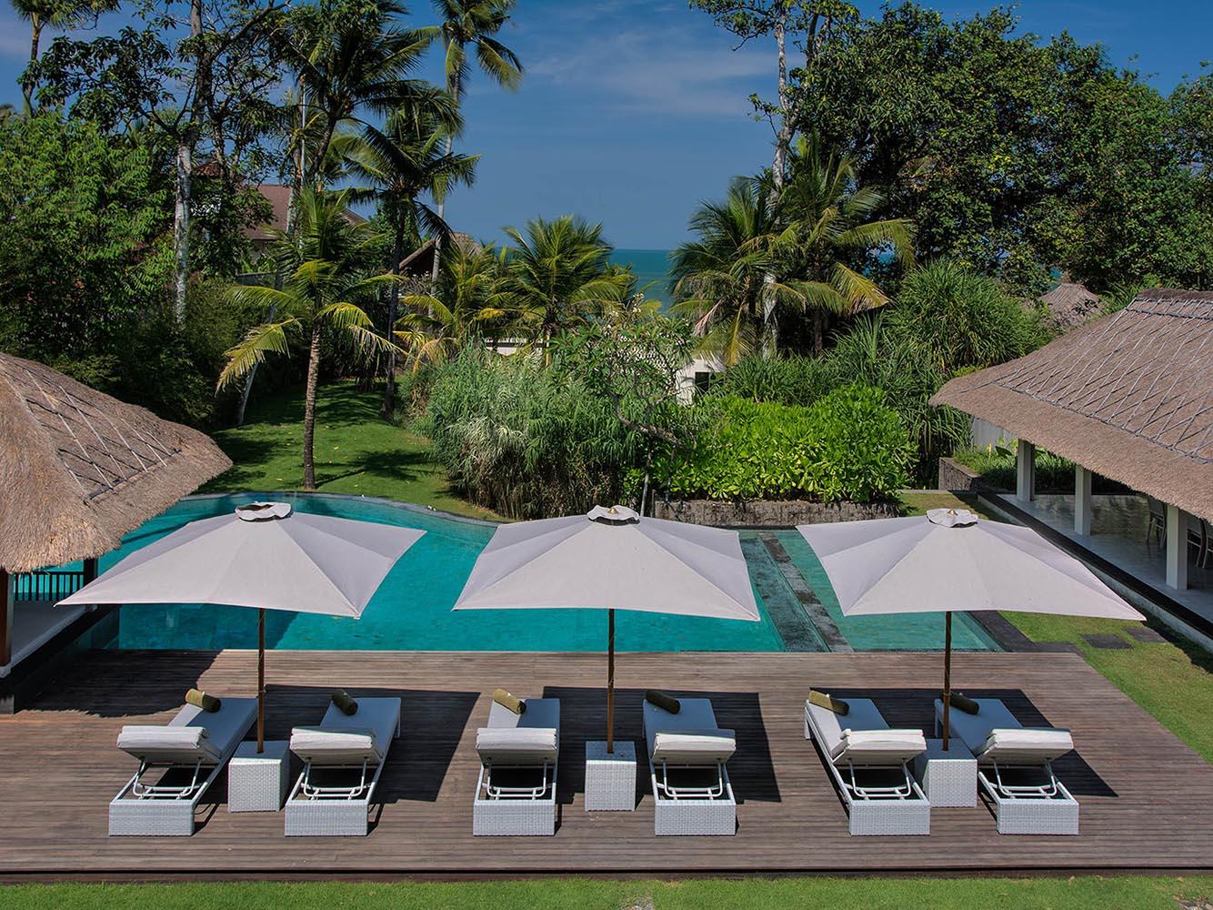 Seseh Beach Villa II, Seseh-Tanah Lot, Bali, Indonesia