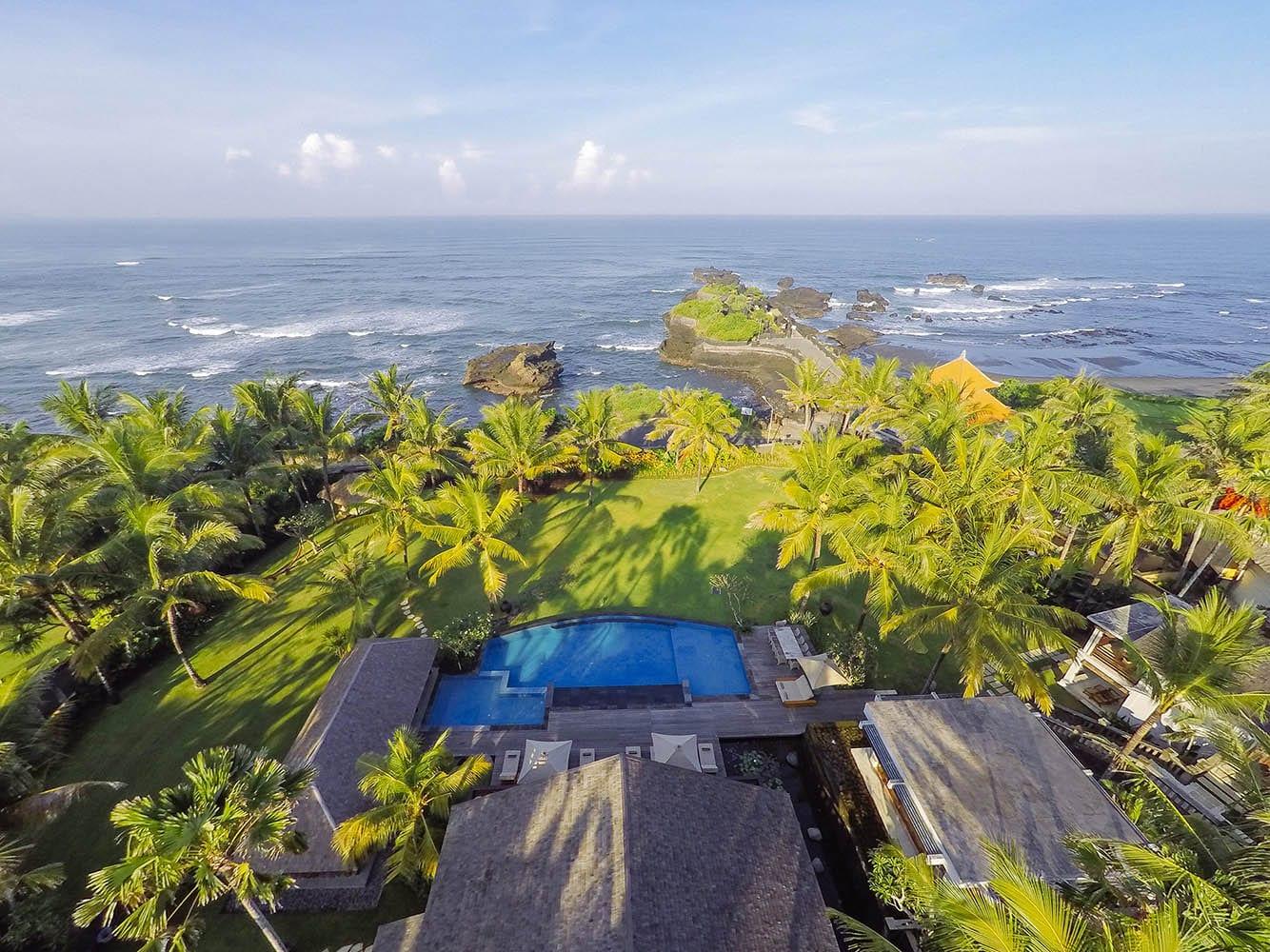 Villa Semarapura, Seseh-Tanah Lot, Bali, Indonesia