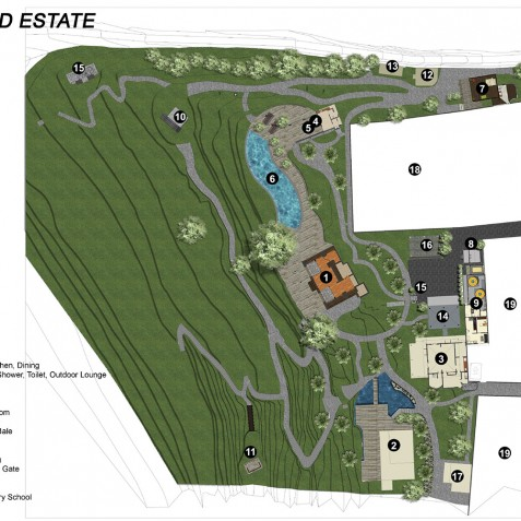 Hartland Estate Floorplan