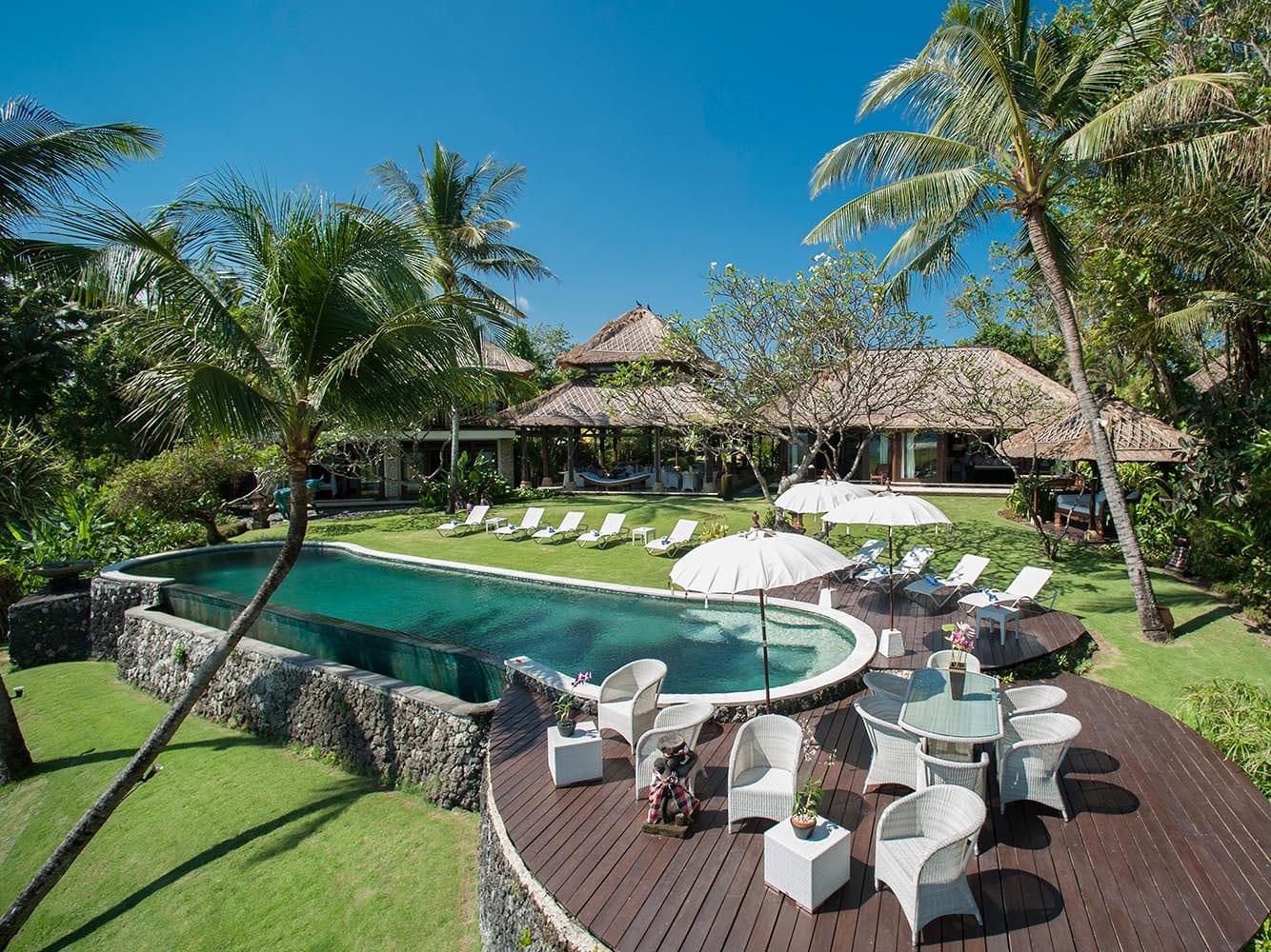 Sungai Tinggi Beach Villa, Canggu, Bali, Indonesia