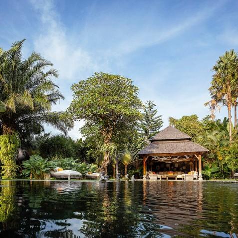 Villa Zelie, Canggu, Bali, Indonesia