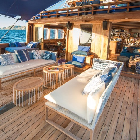 Ocean Pure - Yacht Charter Indonesia